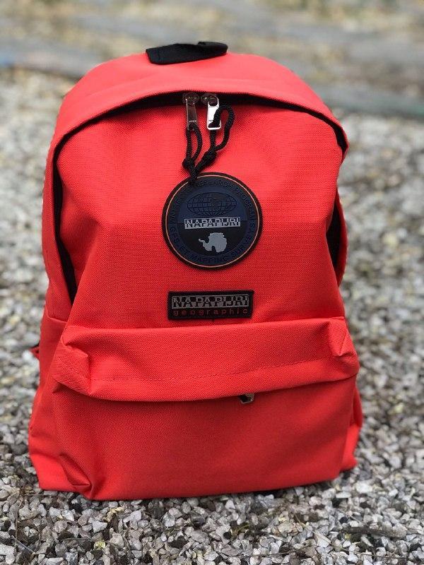 Рюкзак Napapijri красный