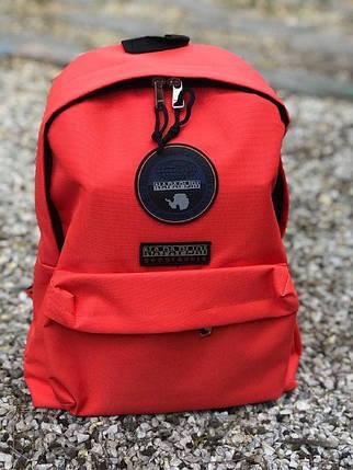 Рюкзак Napapijri красный, фото 2