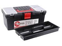"""Ящик для инструментов, 16"""" 396x216x164мм Intertool BX-0016"""