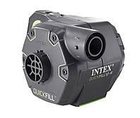 Электрический насос для надувания Intex 66642 аккумуляторный, перезаряжаемый (220 V, 600 л/мин)