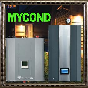 MYCOND тепловые насосы воздух-вода