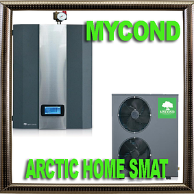 Серия Mycond Arctic Home Smart тепловые насосы воздух вода