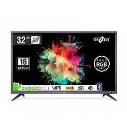 "Телевизор Gazer 32"" FullHD LED IPS ANDROID 7.1 TV32-FS2 27941"