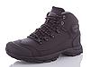 Зимние ботинки мужские Restime чёрные, нубук, размеры в наличии ► [ 41 42 43 44 45 ], фото 9