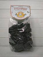 Макароны черные Cara Nonna san severo di puglia с чернилами каракатицы 500 гр (Италия)