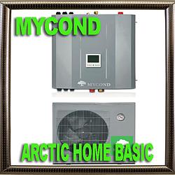 MYCOND Arctic Home Basic MHCS 020-065 AHB Инверторный тепловой насос воздух-вода