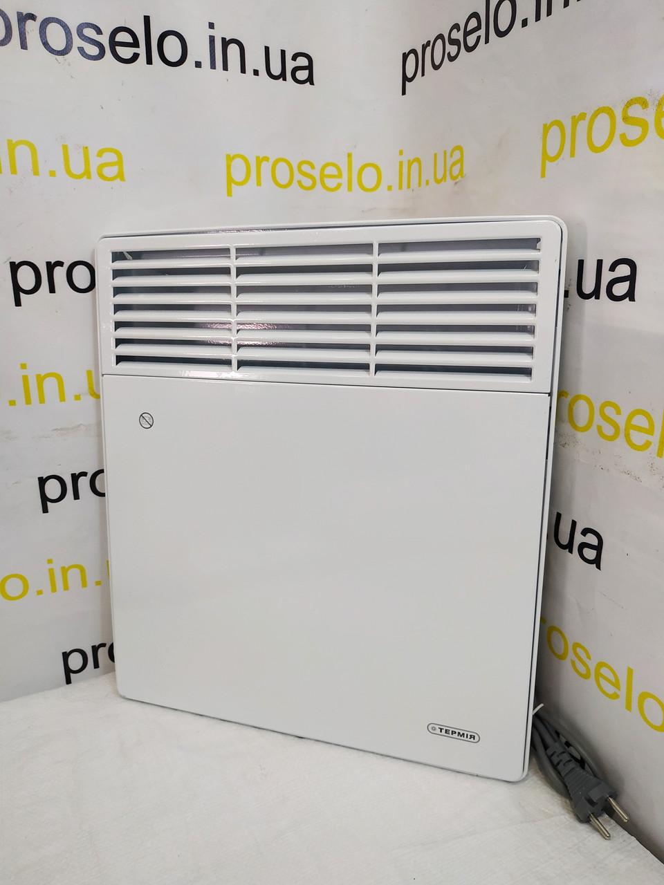 Конвектор ТерміЯ. Электрический. 0,5 кВт. ЭВНА - 0.5\230С2(сш). Настенный. Для обогрева помещений.