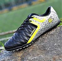 Сороконожки, бампы, кроссовки для футбола Tiempo (Код: 1518)