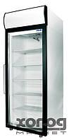 Холодильный шкаф-витрина со стеклянной дверью ШХ-0,5 ДС POLAIR (Полаир)