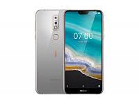 Nokia 7.1 Dual SIM A-1095 DS 3/32 CEE PL B STEEL SnapDragon 636