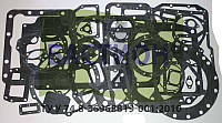 Ремкомплект Прокладок трансмиссии МТЗ-1221 (полный) (паронит0,8)