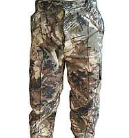 Штаны камуфляжные Дубок зимние, 58 р и др, для охоты и рыбалки