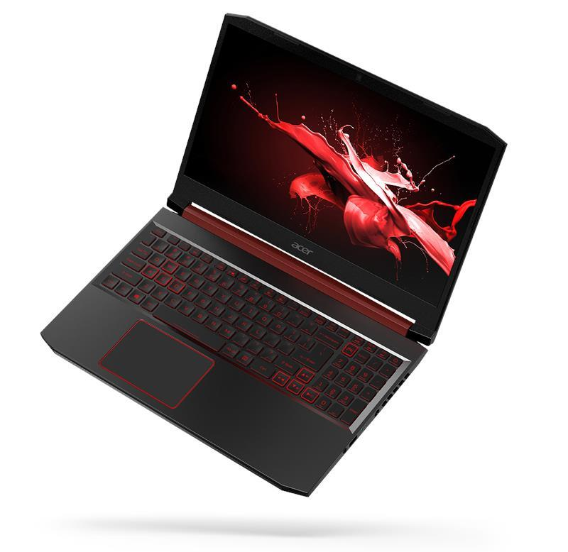 Ноутбук Acer Nitro 5 AN515-54 15.6FHD IPS AG/Intel i7-9750H/16/2000/NVD1650-4/Lin/Black