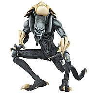 Фигурка Neca Крисалис из аркадной игры Чужой против Хищника, 17 см - Aliens vs Predator, Chrysalis