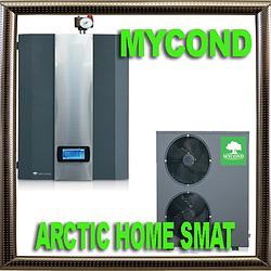 MYCOND Arctic Home Smart MHCS  AHS  Инверторный тепловой насос воздух-вода
