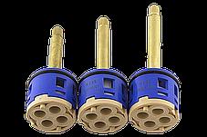 Картриджи для смесителей душевых кабин на четыре ( 4 ) положения  Ø35 мм, фото 2