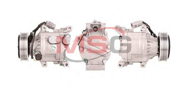 Компрессор кондиционера Toyota Avensis 1.8 -2000
