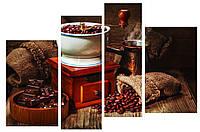 Модульная картина Декор Карпаты 110х70 см (M4-o721)