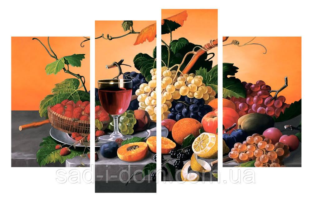 Модульная картина Декор Карпаты 110х70 см (M4-k646)