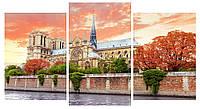 Модульная картина Декор Карпаты 100х53 см (M3-t206)
