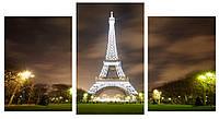 Модульная картина Декор Карпаты 100х53 см (M3-t152)