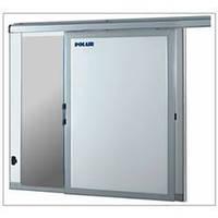 Откатная дверь холодильной камеры Polair (Полаир)