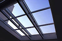 Проектировка, изготовление, монтаж окна на потолке (Зенитный фонарь)