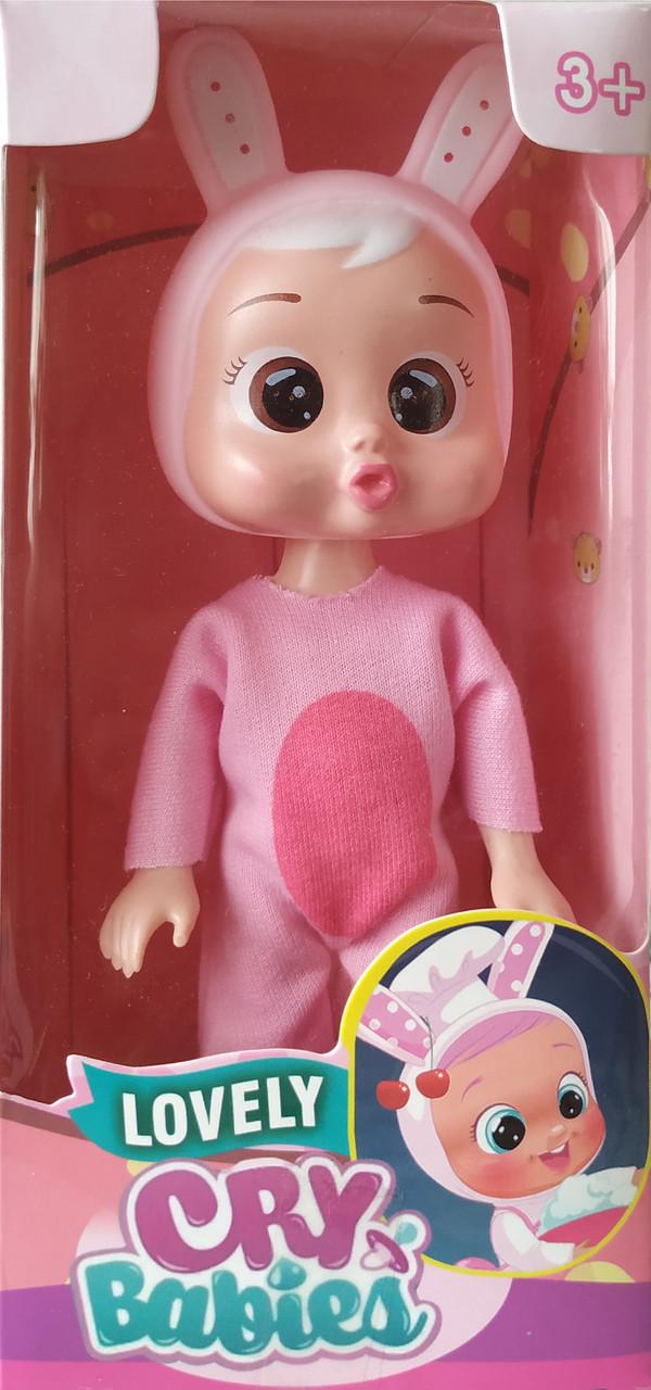 Кукла cry babies плакса Coney в костюме Зайки sco sco