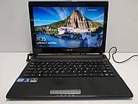 Ультрабук Asus U36SD \ Intel i5-2410M 2.3-2.9 \ 8 ГБ DDR3 \ 120(240) ГБ SSD\ Батарея до 5-8 часов\ GT 520 1 gb, фото 1