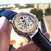 Механические Часы Skeleton Winner, фото 2