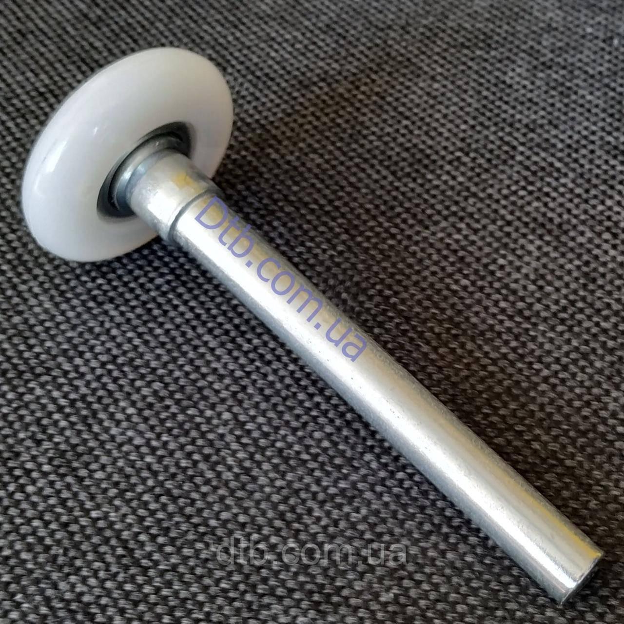Ролик 46/11/120 мм для ворот ролет гаражных и автомобильных 25010B