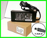 Блок Питания HP 19v 4.74a 90W штекер 7.4 на 5.0 (ОРИГИНАЛ) Зарядка для Ноутбука