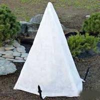 Чехол для защиты растений. 140х110х55 см. Треугольный.Для хвойных растений и роз.Shadow(Чехия)