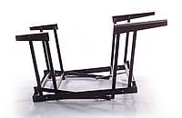Механизм трансформации стола-трансформера тип книжка МТ-К1; Механізм трансформації стола-трансформера МТ-К1