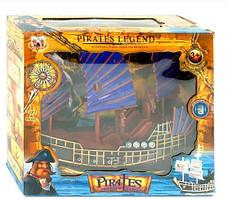 Игровой набор Пиратский корабль со светом и музыкой