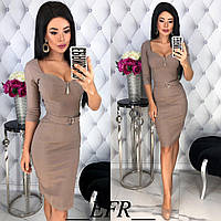 Платье женское в расцветках 37614, фото 1