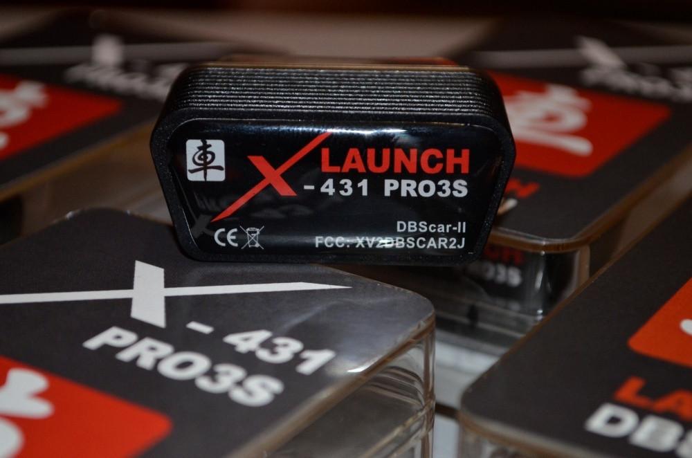 LAUNCH-X431 PRO 3S