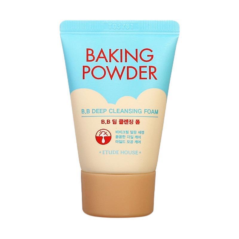 Пенка для умывания Baking Powder BB Deep Cleansing Foam миниатюра 30 мл
