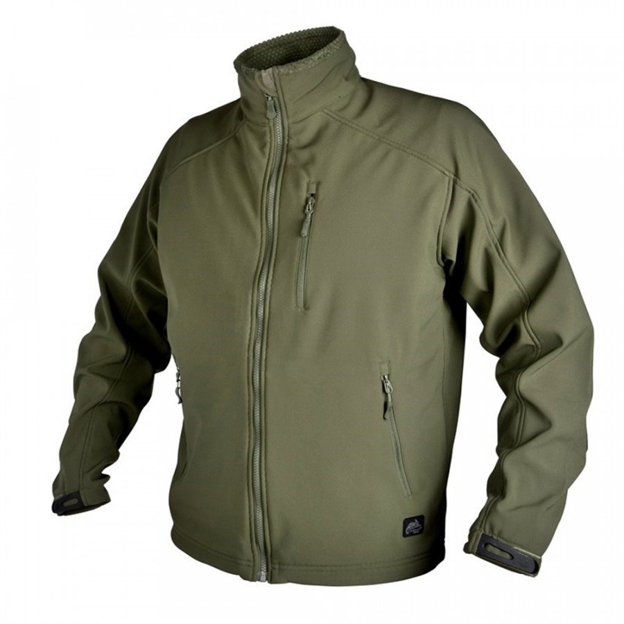 Куртка Helikon DELTA Shark Skin - Olive Green