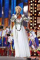 Оксана Пекун, Народна артистка України. Ексклюзивна сукня