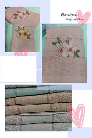 Полотенце банное махровое 70*140 (от 8 шт), фото 2