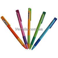 Ручка масляна Economix автоматична синя