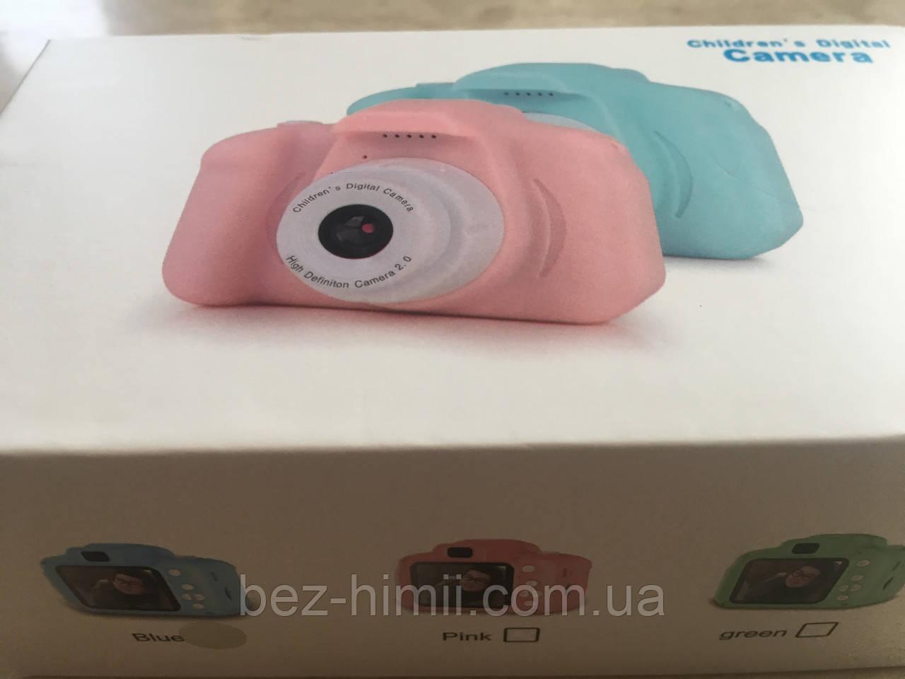 Фотоаппарат детский с картой памяти 32 Gb и usb