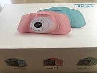 Фотоаппарат детский с картой памяти 32 Gb и usb, фото 1