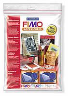 FIMO Текстурные листы Нотный стан  и Шрифт