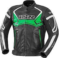 Мотокуртка IXS Hype Black Green 52