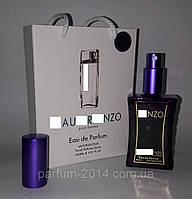 Мини парфюм *enzo *eau *ar *enzo pour femme в подарочной упаковке 50 ml (реплика)