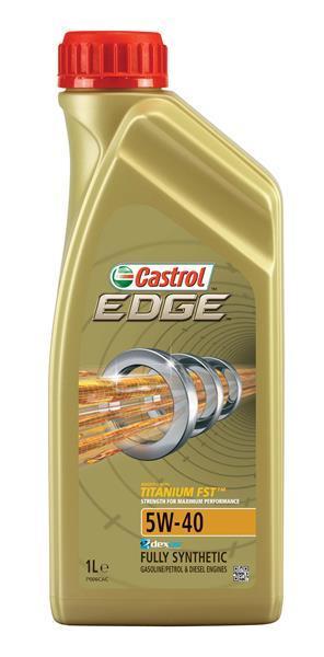 Моторное масло CASTROL  EDGE 5W-40 C3 1л  (CS 5W40 E C3 1L)