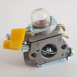 Карбюратор на мотокосы бензокосы homelite, ryobi, фото 2