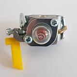 Карбюратор на мотокосы бензокосы homelite, ryobi, фото 3